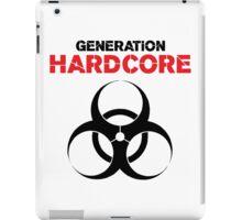 Generation Hardcore  iPad Case/Skin