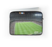 Camp Nou Crowded Laptop Sleeve