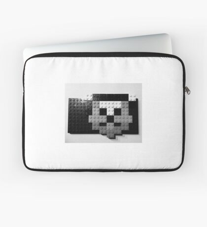 Ashionbax. LEGO DESiN. Grey & Black. Laptop Sleeve