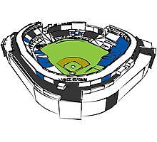 New York, Yankee Stadium Photographic Print