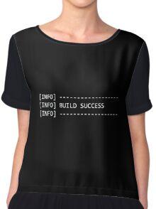 Build Success Chiffon Top