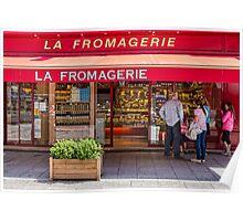 La Fromagerie, Paris, France Poster