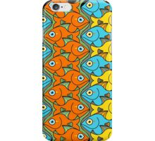 Something is Nicely Fishy Here! iPhone Case/Skin