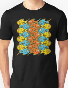 Something is Nicely Fishy Here! Unisex T-Shirt