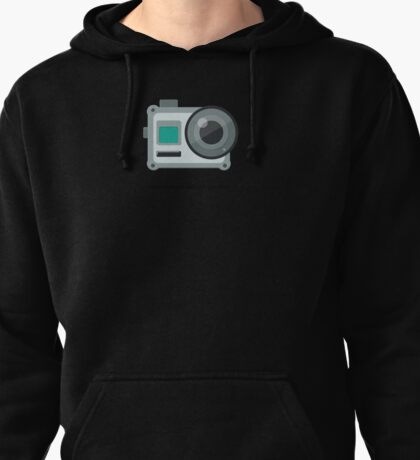 camera Pullover Hoodie