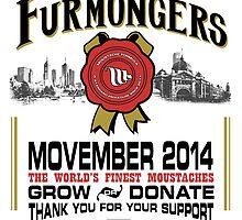 FURMONGERS 2014 Movember by antdragonist