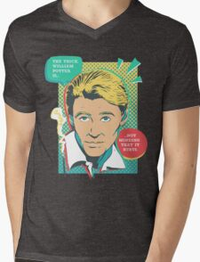 The Trick Mens V-Neck T-Shirt
