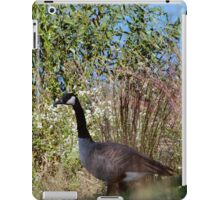 You silly Goose! This is Iowa...not Florida! iPad Case/Skin