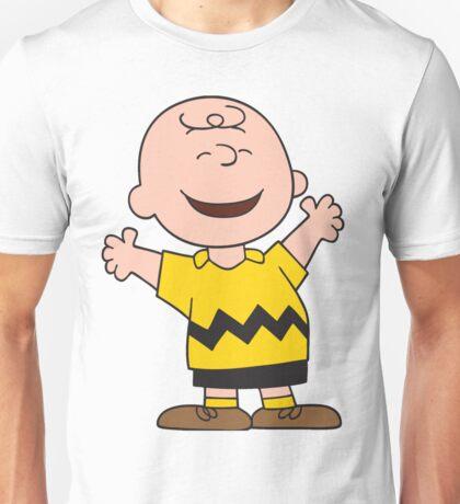 Charlie Brown Unisex T-Shirt
