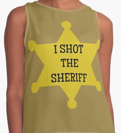 I Shot the Sheriff  Contrast Tank