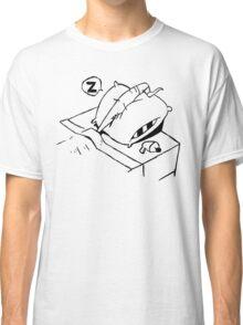 Earthworm Jim Takes a Nap Classic T-Shirt