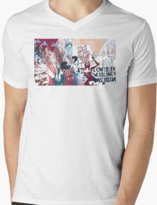 Rape culture Mens V-Neck T-Shirt