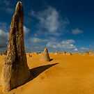 The Pinnacles by Andrew Dickman