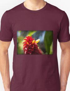 Crazy Flower - Nature Photography Unisex T-Shirt