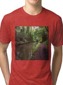 Riverside walks Tri-blend T-Shirt
