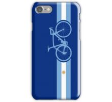 Bike Stripes Argentina iPhone Case/Skin