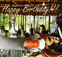 Happy Birthday!!! by Marie Van Schie