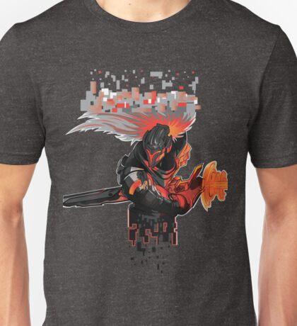 Yasuo Pxl Unisex T-Shirt