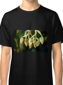 Flower Fingers - Nature Photography Classic T-Shirt