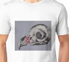 Bird Skull Unisex T-Shirt