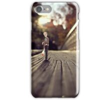 stood up - central park iPhone Case/Skin