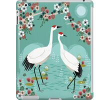 Cranes by Andrea Lauren iPad Case/Skin