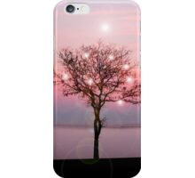 Magical Tree on the western Prairie.... iPhone Case/Skin