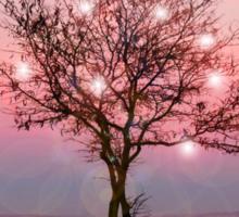 Magical Tree on the western Prairie.... Sticker