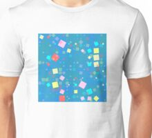 Squares mosaic Unisex T-Shirt