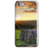 Forest of Dean Sunset iPhone Case/Skin