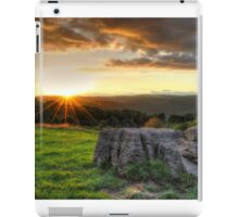 Forest of Dean Sunset iPad Case/Skin