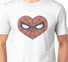 Spidey Heart Unisex T-Shirt