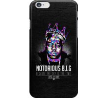 Notorious BEEF iPhone Case/Skin