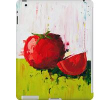 Plump Red Tomato iPad Case/Skin