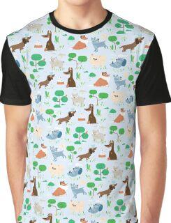 Park Pals Club Graphic T-Shirt