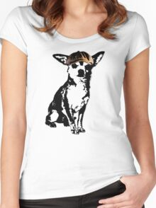 Lil' Tough Guy Women's Fitted Scoop T-Shirt