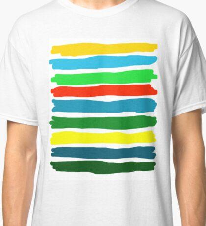Brush Strokes #5 Classic T-Shirt