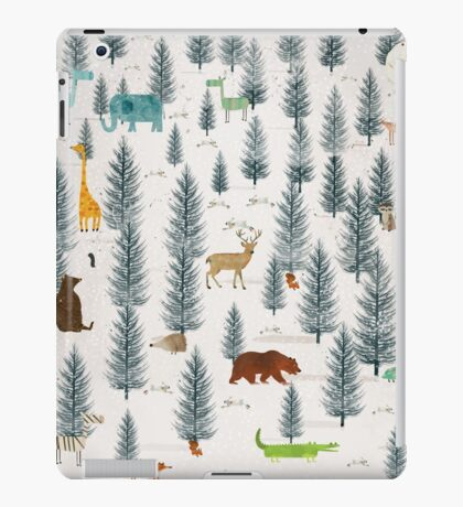 little nature iPad Case/Skin