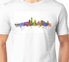 Milwaukee Wisconsin Skyline Unisex T-Shirt