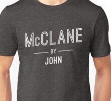 McClane by John Unisex T-Shirt