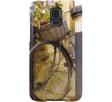 Old Timey Bike Oxford Samsung Galaxy Case/Skin