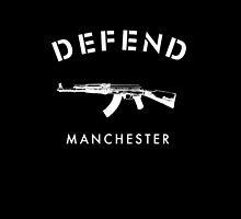 Defend Paris Manchester by spiceboy
