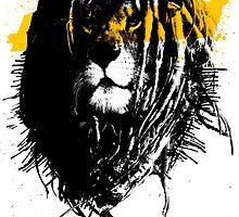 Lion rasta by okclothing