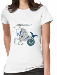 Capricorn BnG Womens Fitted T-Shirt