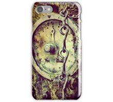Old Petrol Pump iPhone Case/Skin