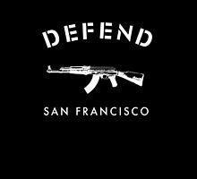 Defend Paris San Francisco by spiceboy