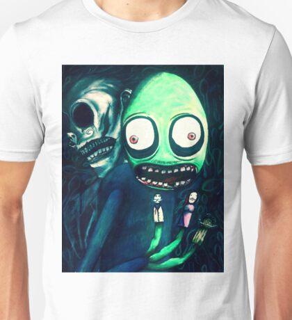 I like rusty spoons  - Salad Fingers Unisex T-Shirt