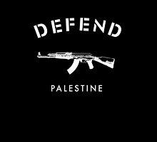 Defend Paris Palestine by spiceboy