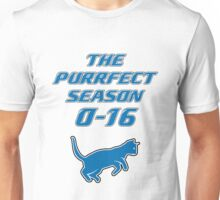 Motor City Kitties Perfect Season Unisex T-Shirt