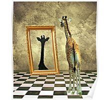 Giraffe Dreams Poster